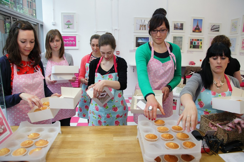 Hey Little Cupcake & Clippy's Baking Class