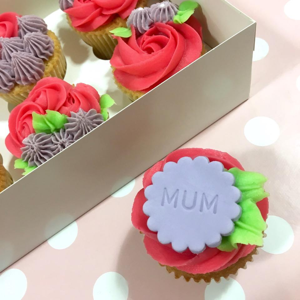 Mum Cupcake 2019