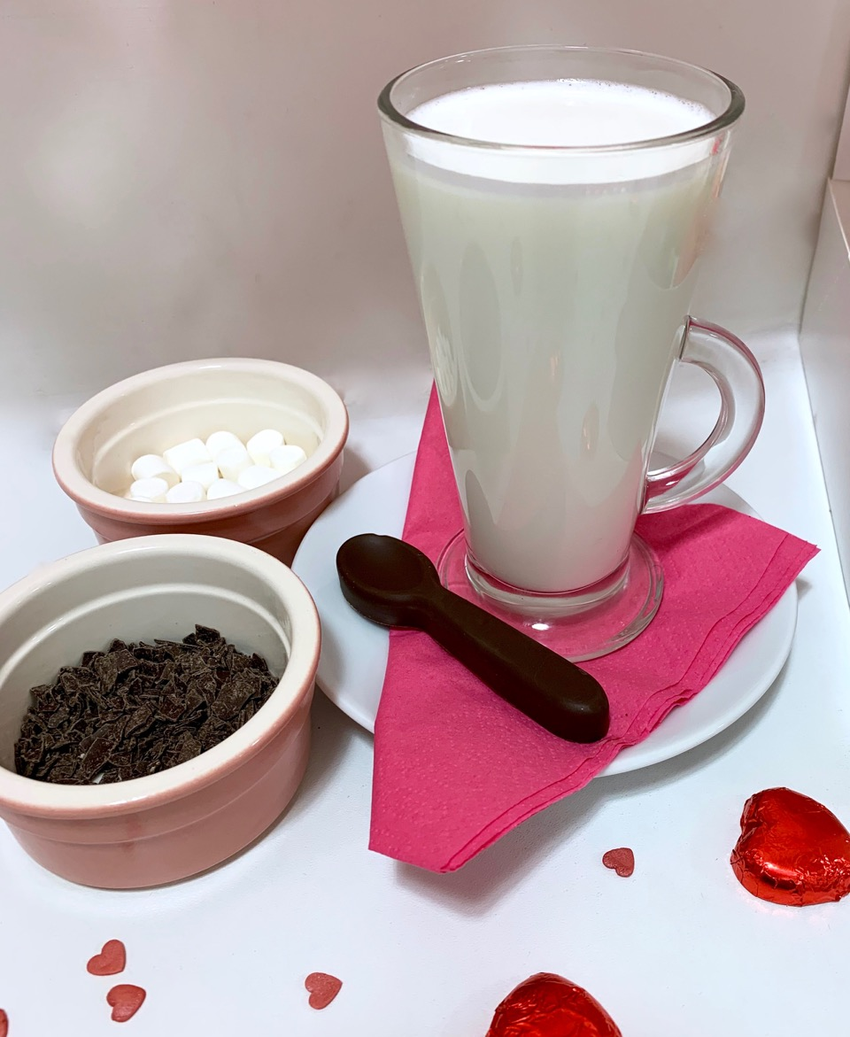 Hot Chocolate DIY