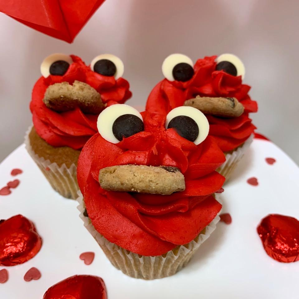 Valentines Cookie Monster 2020
